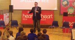 spelling bee Blue Coat Primary