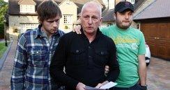 Dan Wheldon Killed - Family Statement