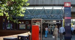 Basildon Station