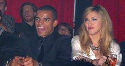 Madonna 'Smirnoff Nightlife Exchange'