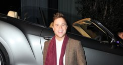 Olly Murs on the Red Carpet
