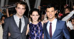 Twilight Premiere in LA