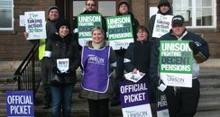 Public Sector Strikes Watford