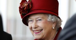 The Queen in hospital with stomach bug