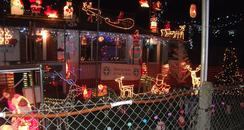 Oakington Christmas Lights
