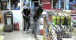 Portland Esso robbery