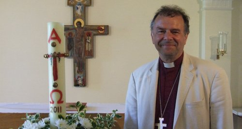 Bishop of Gloucester Rt Revd Michael Perham