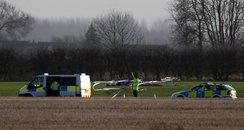 Ely Helicopter Crash