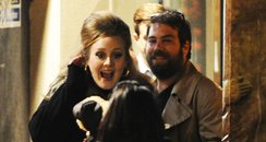Adele and her new boyfriend
