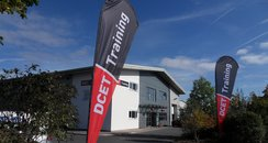 DCet training HQ in Exeter