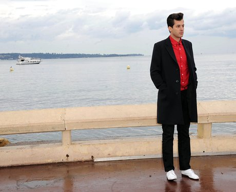 Mark Ronson in Cannes