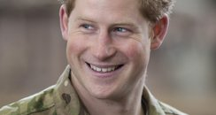 Prince Harry at RAF Honington