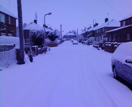 Saffron Street, Bletchley