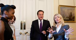 The Prime Minister joins Esther McVey and the Nati