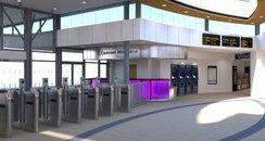Peterborough Train Station