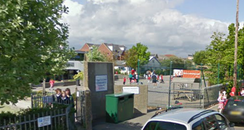 Pokesdown Primary School, Google Street View
