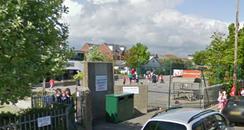Pokesdown Primary School, Google Street View
