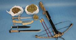 Headington weapons