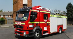 Didcot fire engine 1
