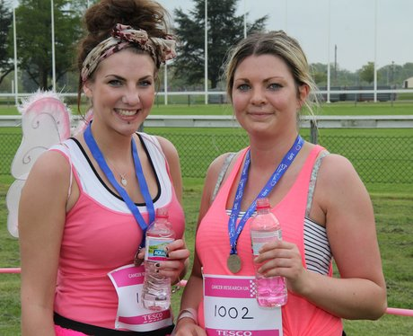 Race for Life Norwich Sat am Part 2