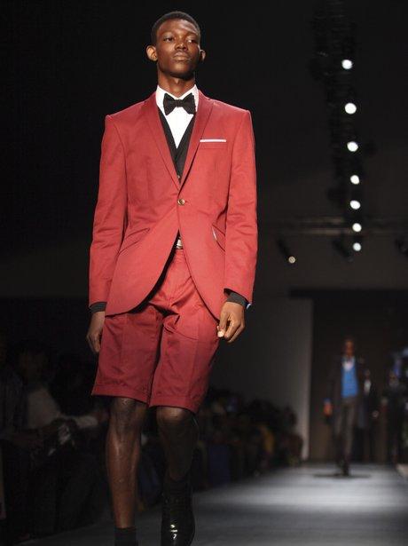 Ozwald Boateng Best Of British Fashion Designers Heart
