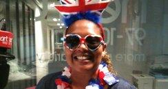 Michelle Jordan Jubilee