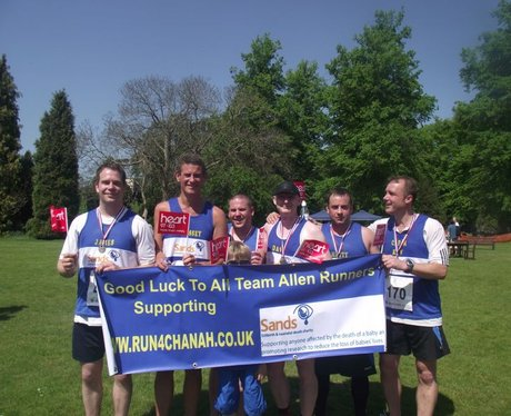 Wallingford 10K Thames Run