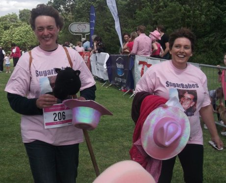 race for life swindon