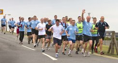 RAF VALLEY CHARITY RUN