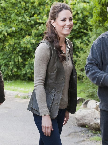 Duchess of Cambridge visits school scheme