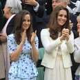 Kate & Pippa Middleton Wimbledon