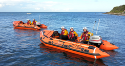 New Swanage RNLI lifeboat