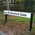 Greg Rutherford Gate