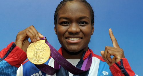 nicola adams wins women boxing gold medal