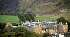 Arthur's Seat and Holyrood, Edinburgh