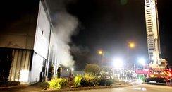 Bedhampton fire