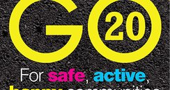 National Road safety week logo 2012