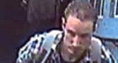 Totton assault CCTV