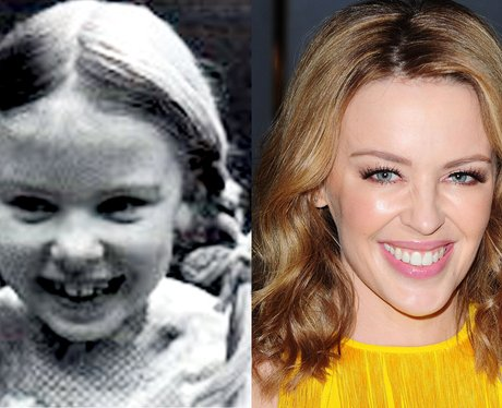 Can You Guess The Celebrity Childhood Photo? - Quizly