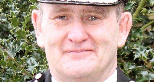 Wiltshire Police Chief Constable Patrick Geenty