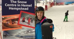 Daniel Fox Snowboarding
