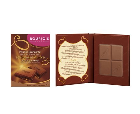 bourjois chocolate bronzer