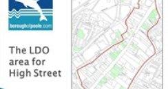 Poole High Street Plan