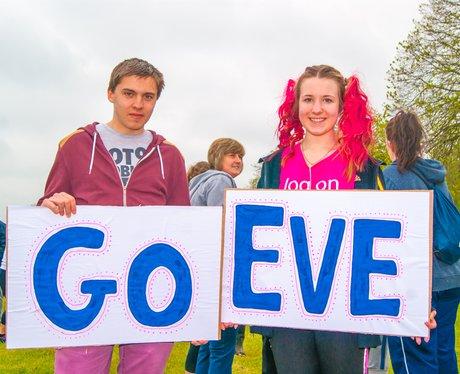 Race for Life Norwich 2013 - Sat am