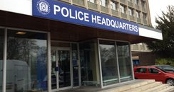 Hampshire Police Headquarters