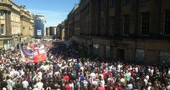 Newcastle EDL demo