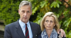 Richard Drax MP and his wife Elsbet