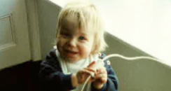 Ben & Kirsten Childhood