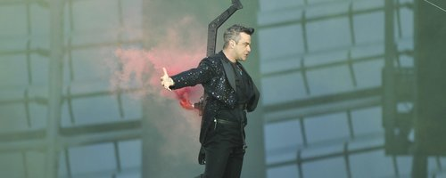 Robbie Williams world tour