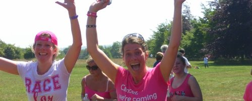 Race for Life Bristol 10k - The Race